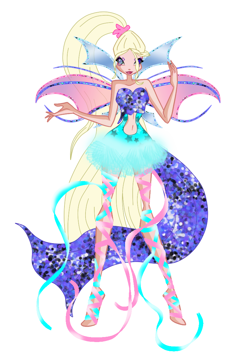 NEW Ivy Harmonix! by MysticSparkleWings