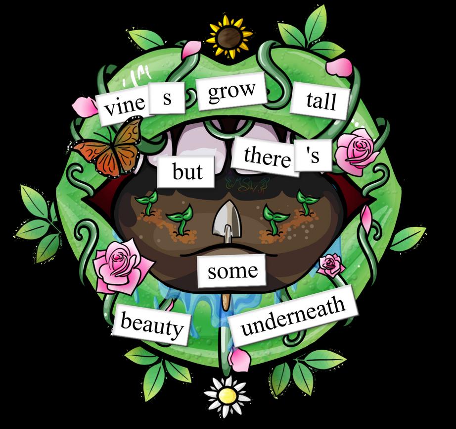Words that Kiss Day 22: Garden