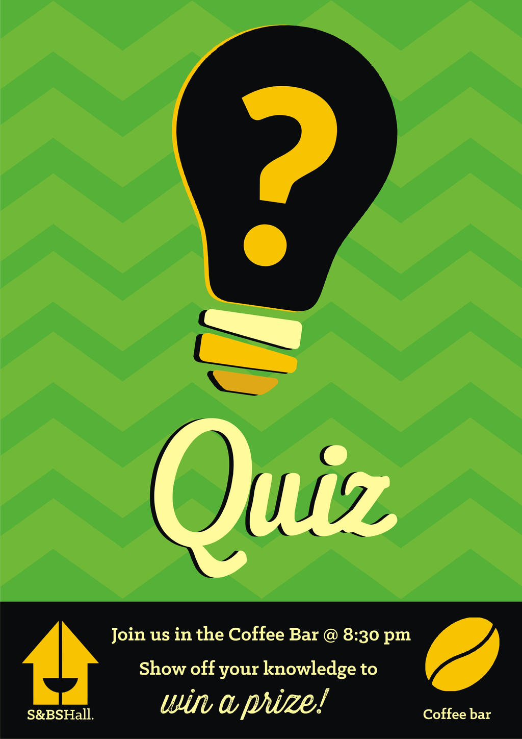 Poster design for quiz - Quiz Poster By Andreea Otilias Quiz Poster By Andreea Otilias