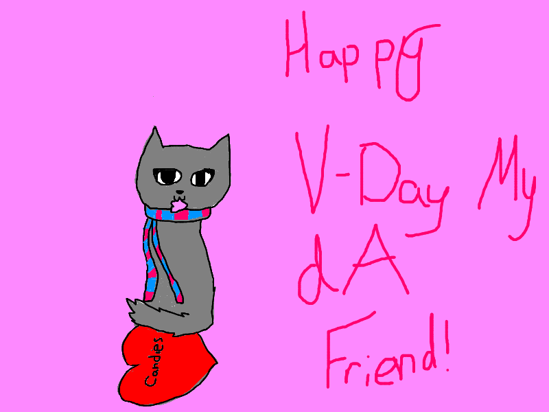Valentine :) by StripeKatOwO