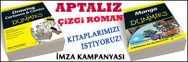 Aptaliz Imza by CizgiRomanOkurlari