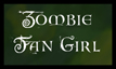 Zombie Fan Girl Stamp by ChescaTipton