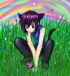 -:- Ritsuka's Butterfly -:- by decorinne