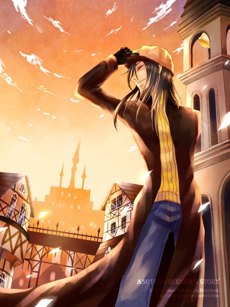 Another Seeker's Story by Zaru-Jinze