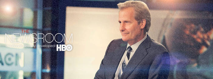 The Newsroom FB cover