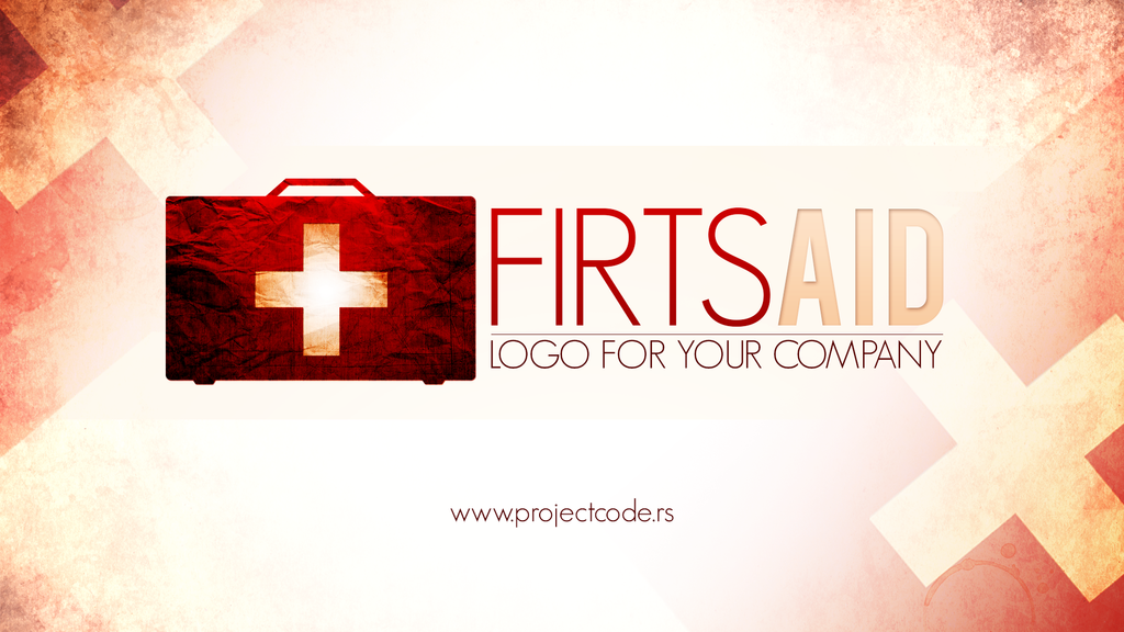 first aid logo design - photo #38