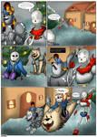 Dog race (undertale)