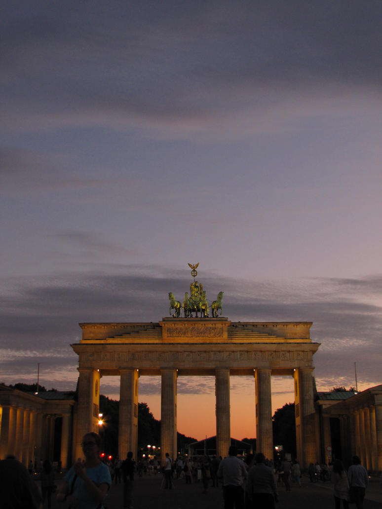 Brandenburger_Tor_2 by Cam-s-creations