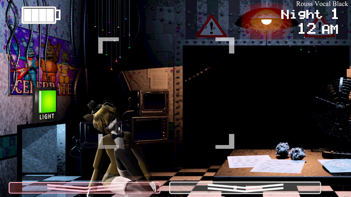 Five Nights At Meiko S Download By Swatmare Five Nights At ...