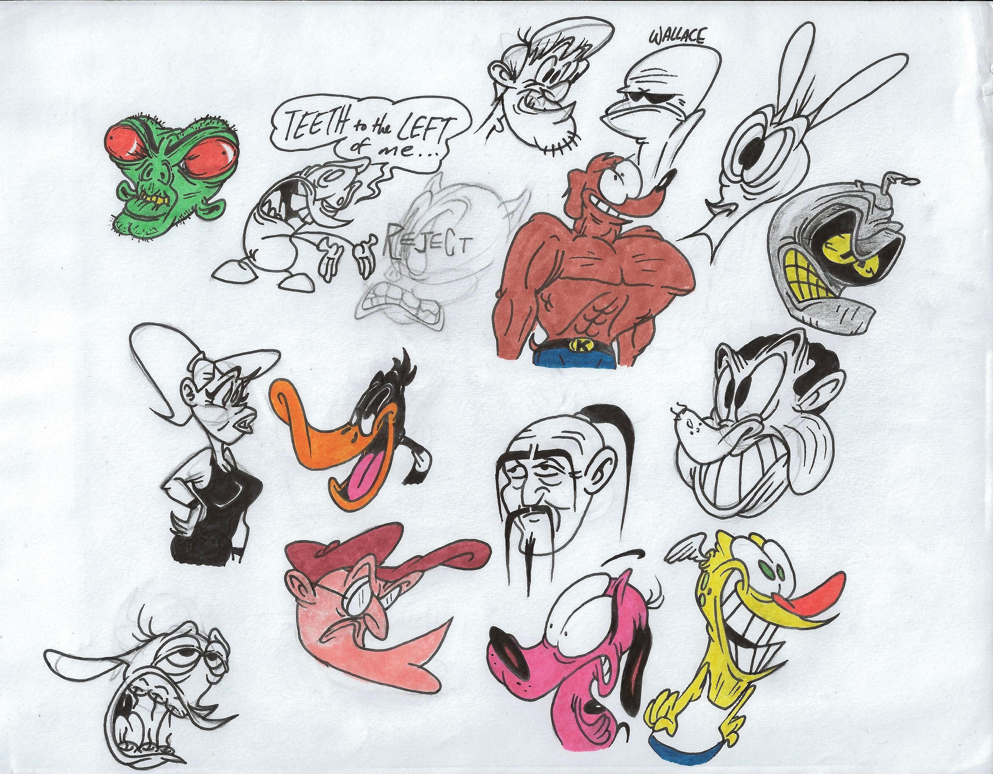 I got bored. by Lotusbandicoot