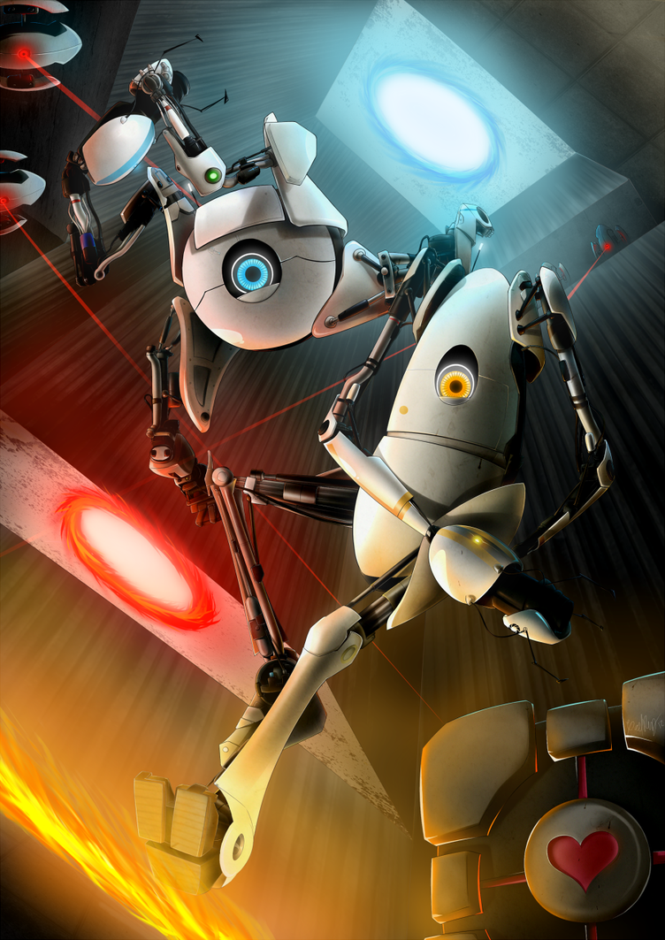 Robots FTW by gaby14link