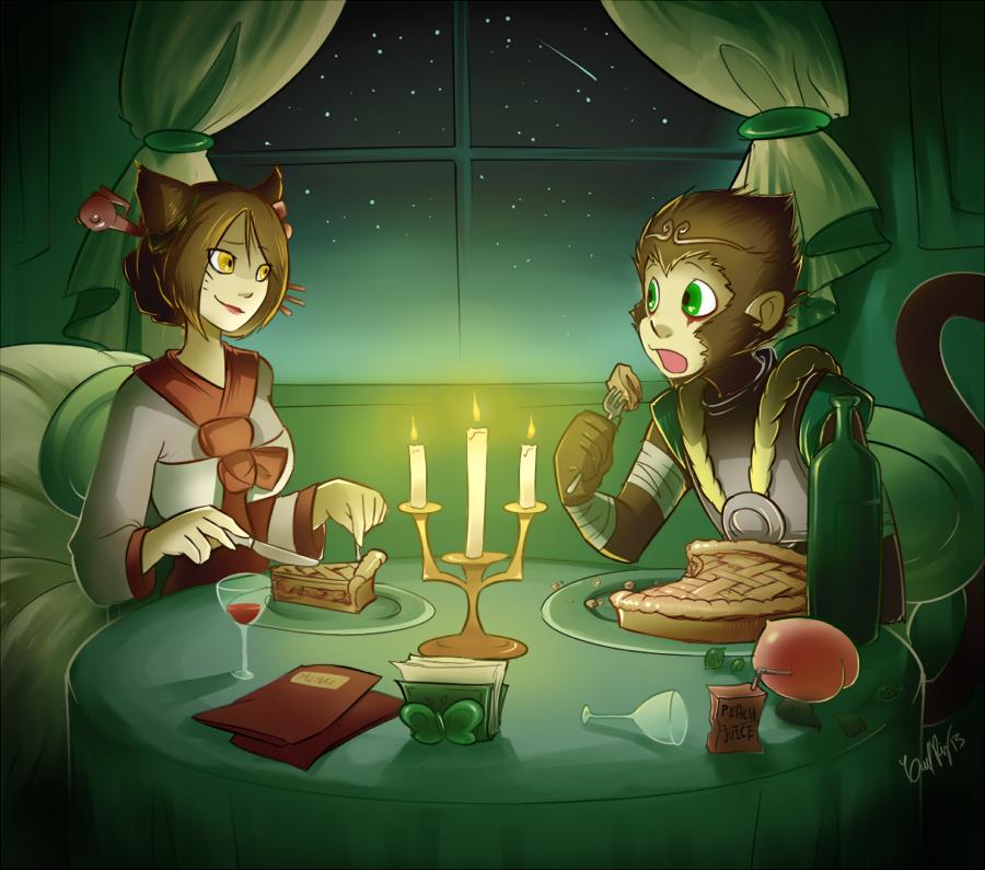 Dinner by gaby14link
