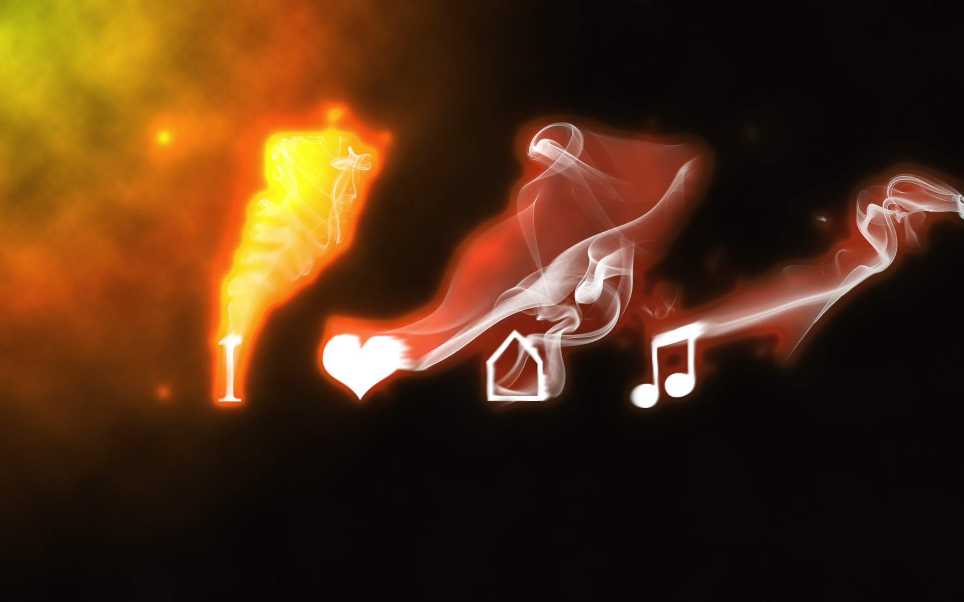 I Heart House Music By Ministry666 On DeviantArt