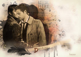 Destiel by Senseye00