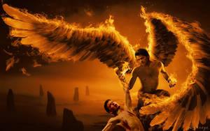 Supernatural Destiel From Hell by Senseye00