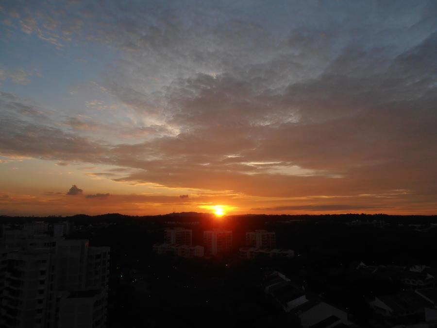 Sunset 104 by Ninjaboy117