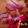 Girls Just Wanna... by Elenawen