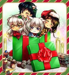 IY x KH: Happy New Year! by Kay-I