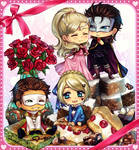 APH x AS: Happy Valentine's Day!