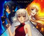 CANAAN: Trio by Kay-I
