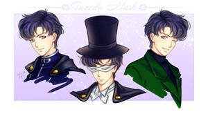 SM: Tuxedo Mask