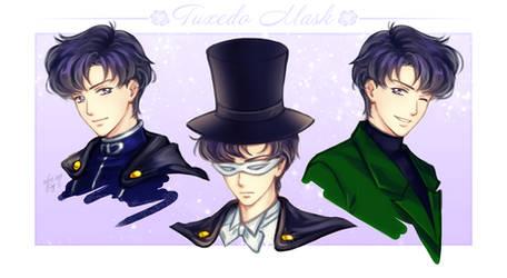 SM: Tuxedo Mask by Kay-I