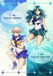 SM: manga redraw by Kay-I