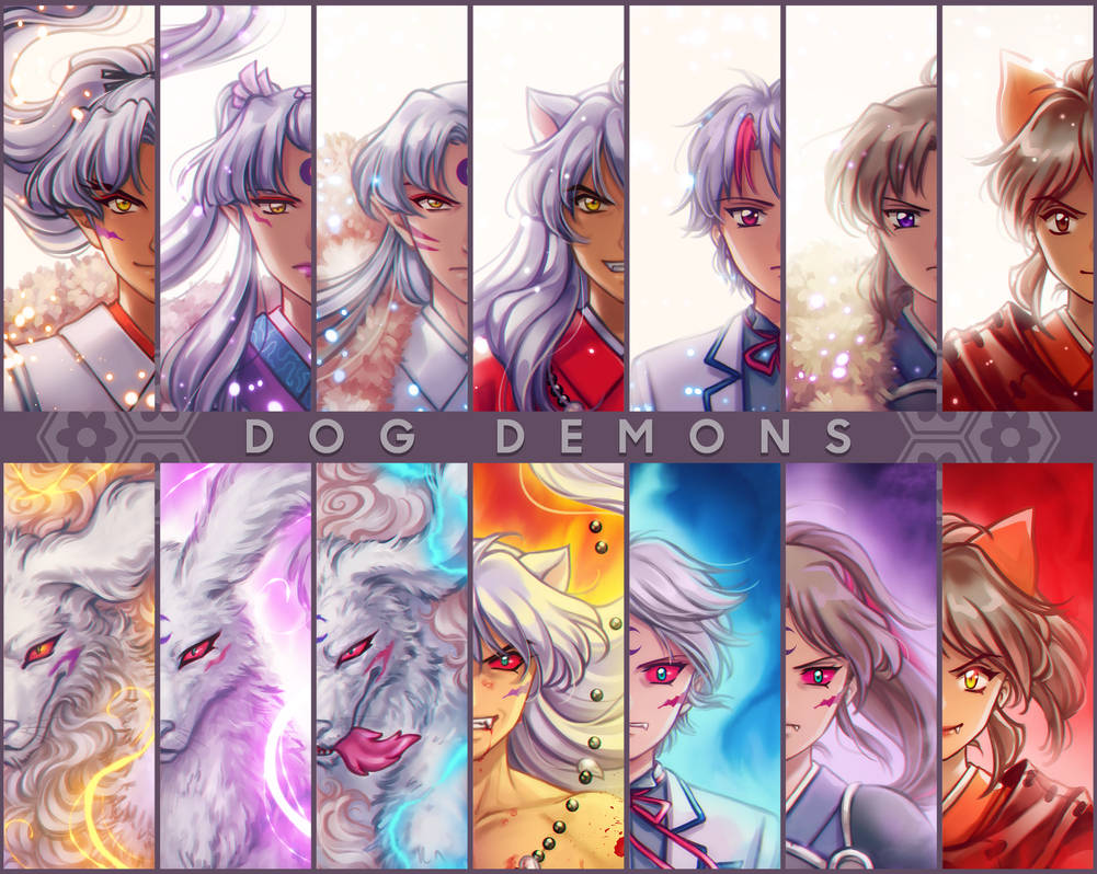 IY/YH: Dog Demons