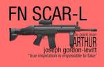 Arthur - SCAR-L - Inception