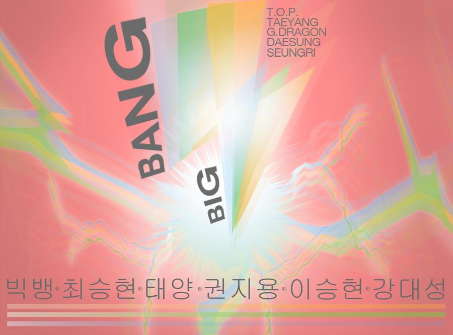 Big Bang Graphic