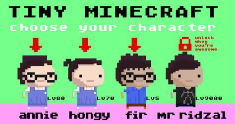 Tiny Minecraft