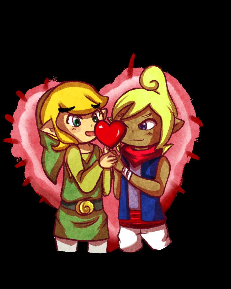 TeLink: Valentine Candy Heart ~ by TeLinkfan1