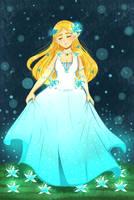 Glow of the Princess