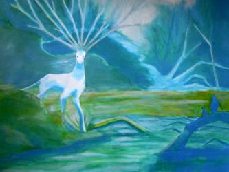 Forest Saint by Erijel