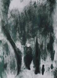 Deep Green Forest by Erijel
