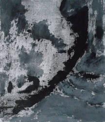 Splashing River by Erijel