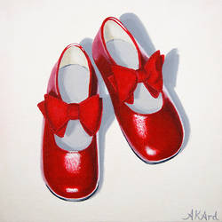 Little Red Shoes 2 of 3