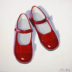 Little Red Shoes 3 of 3