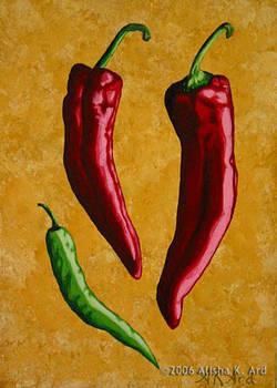 Chili Peppers Three