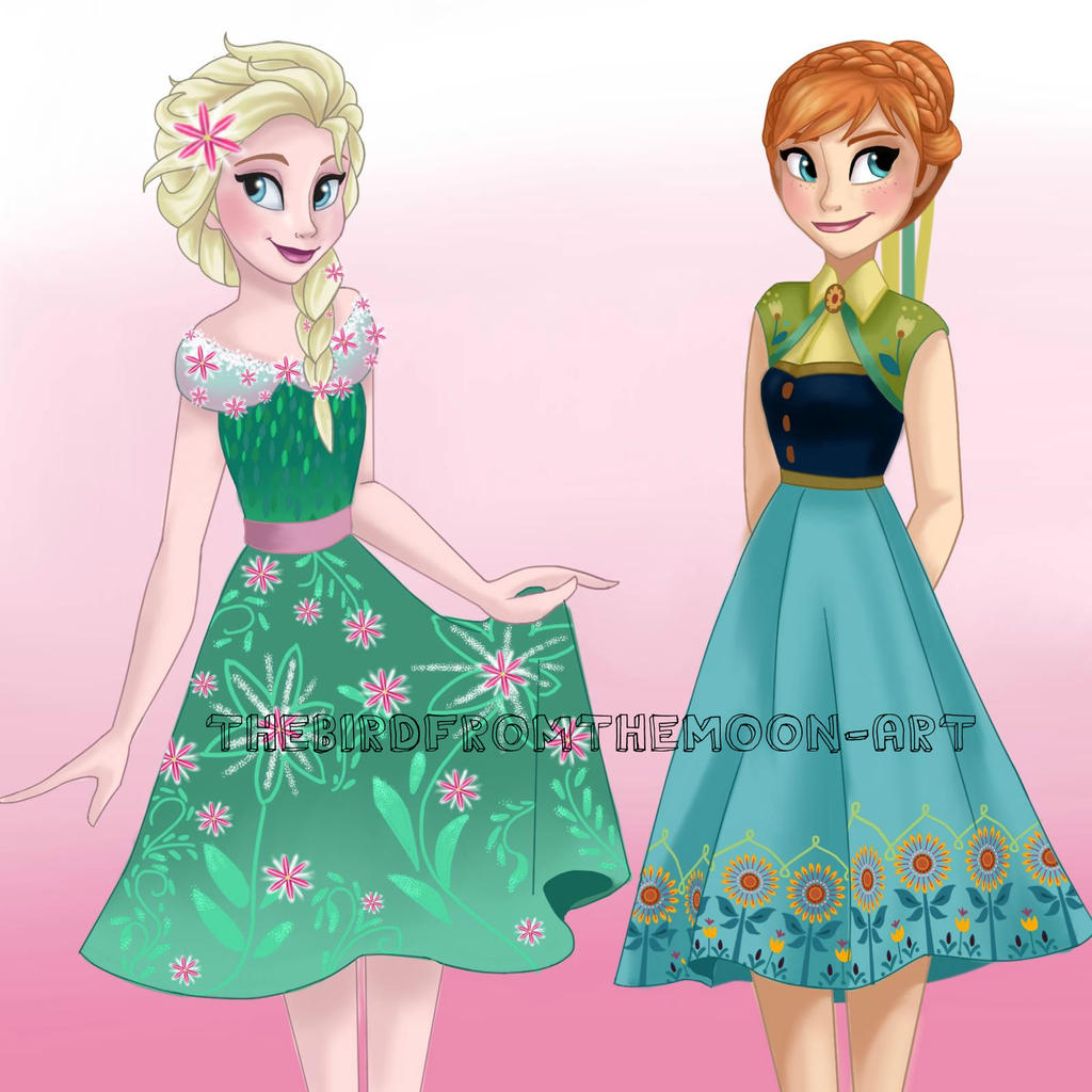frozen_fever_dapper_day_by_thebirdfromth