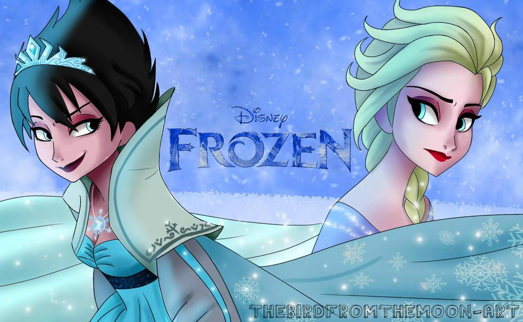 La Reine des Neiges II [Walt Disney - 2019] - Page 6 Frozen_2__the_evil_snow_queen__by_thebirdfromthemoon_d8w8fqo-fullview.jpg?token=eyJ0eXAiOiJKV1QiLCJhbGciOiJIUzI1NiJ9.eyJzdWIiOiJ1cm46YXBwOjdlMGQxODg5ODIyNjQzNzNhNWYwZDQxNWVhMGQyNmUwIiwiaXNzIjoidXJuOmFwcDo3ZTBkMTg4OTgyMjY0MzczYTVmMGQ0MTVlYTBkMjZlMCIsIm9iaiI6W1t7ImhlaWdodCI6Ijw9NjMwIiwicGF0aCI6IlwvZlwvYjM5OTg3YjEtMjgzNy00MTJkLWEwZDQtYjI3Y2ZlOWIxM2JjXC9kOHc4ZnFvLWQ3ZmYwYTdlLTFlZTItNDZhNC04ZDc3LTNlMWFmNjMyN2Y0My5qcGciLCJ3aWR0aCI6Ijw9MTAyNCJ9XV0sImF1ZCI6WyJ1cm46c2VydmljZTppbWFnZS5vcGVyYXRpb25zIl19