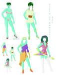 Girls of Reboot: Dot pg. 1