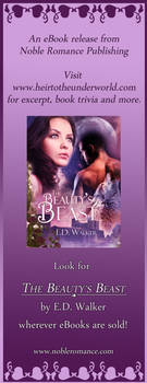 The Beauty's Beast bookmark by Valky