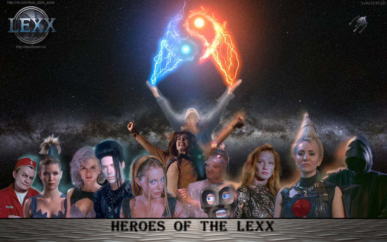 Heroes of the LEXX (16:10) 1920x1200 by Lake333GLD