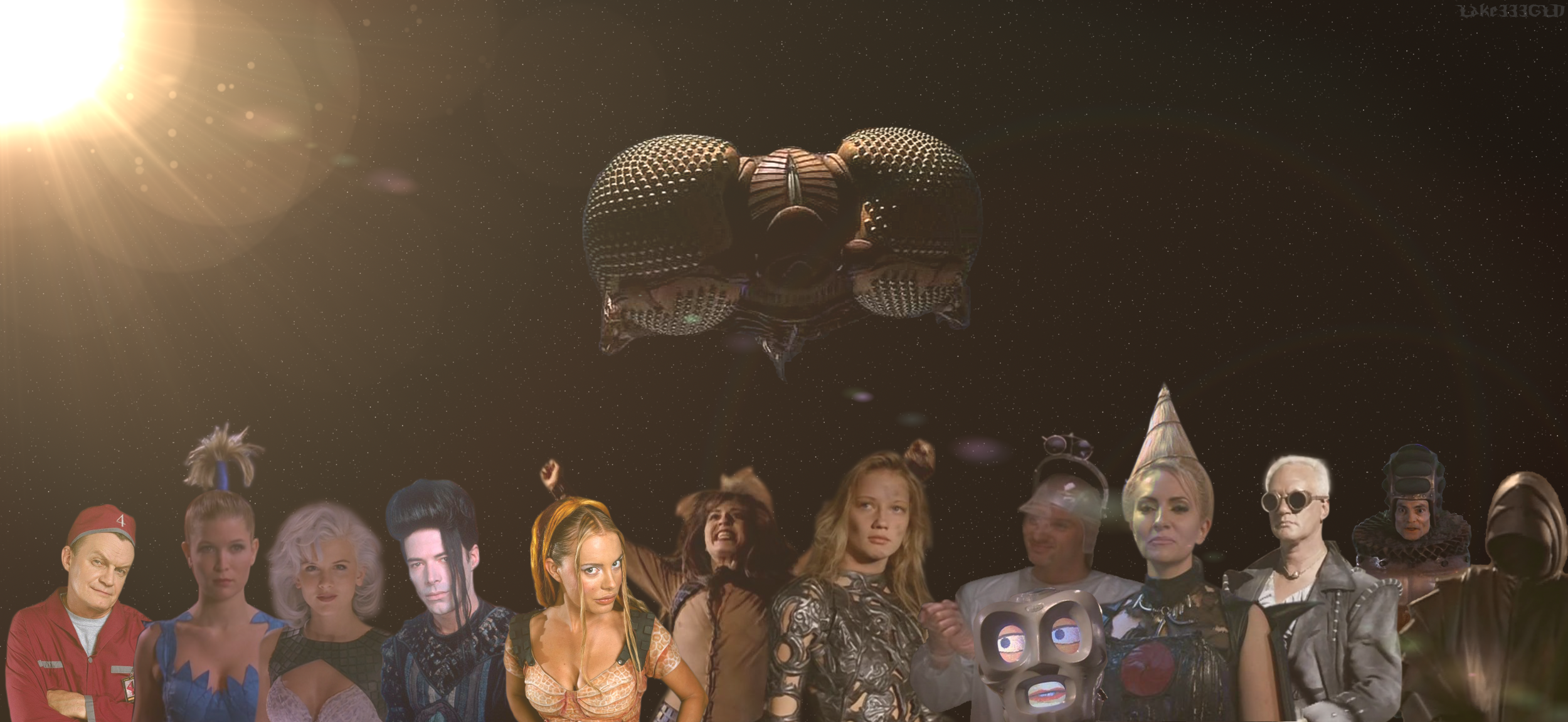 Heroes of the LEXX (Hi Res - 2500x1152) 300dpi by Lake333GLD