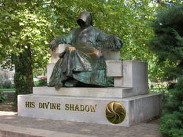 His Divine Shadow. Yes. by Lake333GLD
