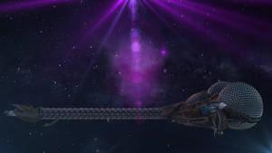 LEXX: Zomega Evolved (side view)