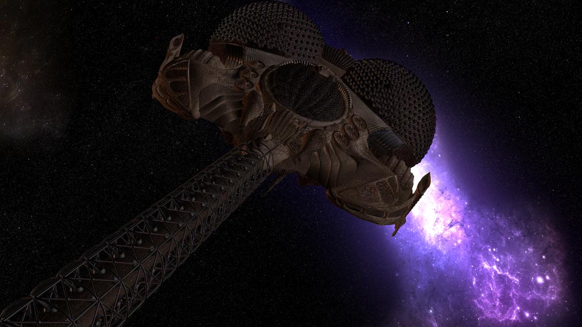 LEXX: Zomega Evolved Dream Flight X (Giga Res) by Lake333GLD