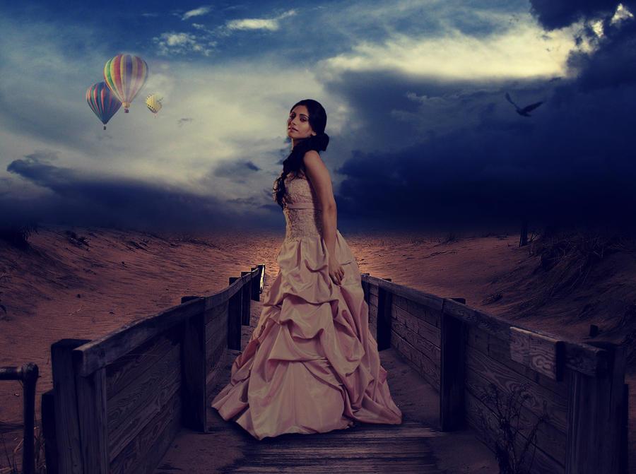 Bride of Sky by doelhanan