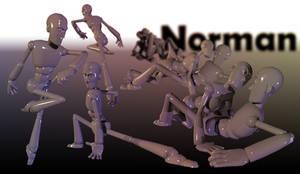 Norman Posing